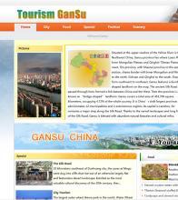 Tourism in gansu province